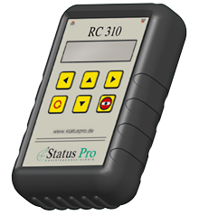 T330 Fermbedienung und Fernanzeige f�r R310 Laserempf�nger