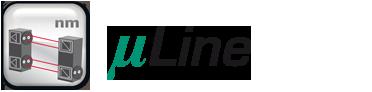 µLine System for Distance Measurement